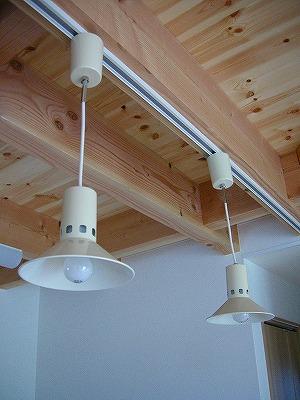 パインの天井