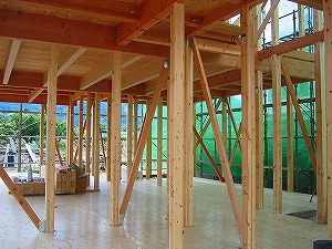 木の家 構造