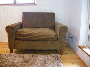 TRUCKのソファ