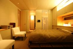 モデルハウス 寝室